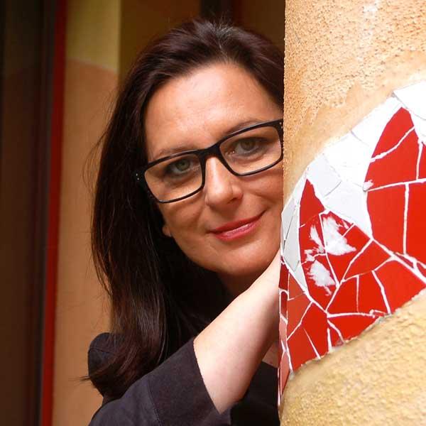 Stadtführerin Karolina Borowski