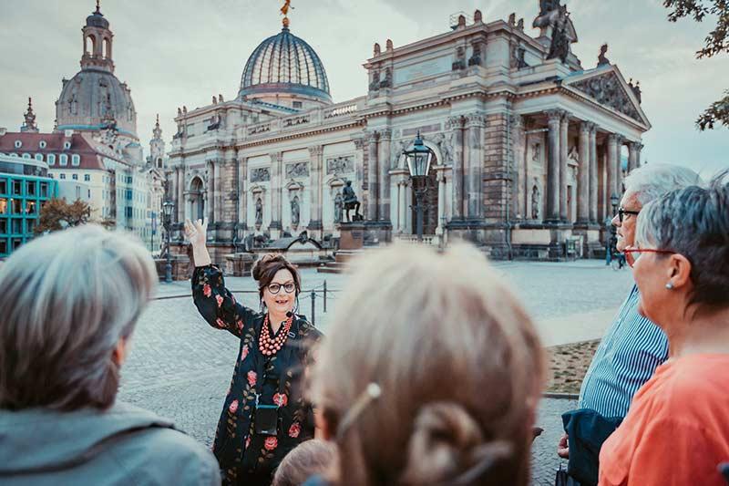 Stadtrundgang Dresden in polnisch - © Robert Jentzsch | www.rjphoto.de