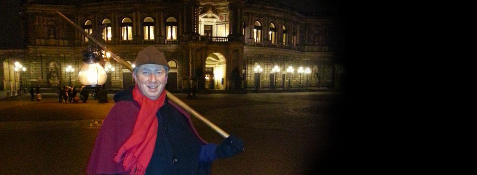 Nachtführung Dresden Altstadt