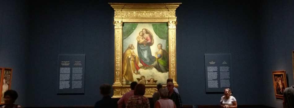 Galeria Malarstwa Starych Mistrzów w Dreźnie