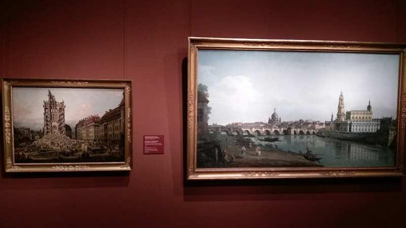 Oprowadzanie po Galerii Malarstwa Starych Mistrzów w Zwingerze