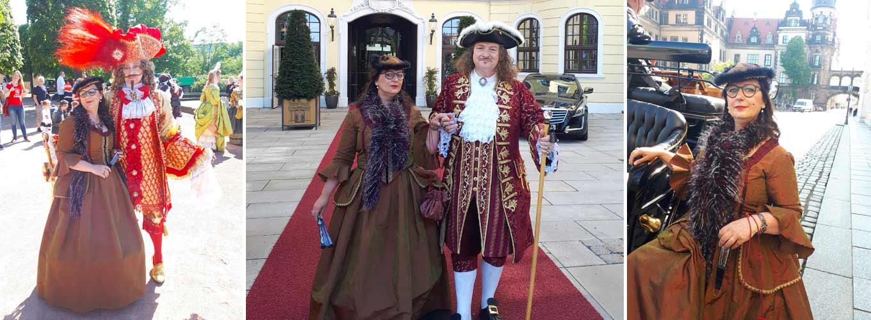 Stadtführung mit Gräfin Cosel