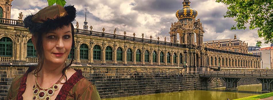 Stadtführung Dresden mit Gräfin Cosel
